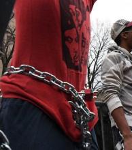 Un periodista de RT fue arrestado en Washington mientras cubría la protesta contra Trump