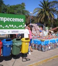 Ciudad Limpia propone alternativas para la basura