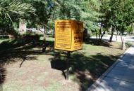Instalaron en la plaza de Charata buzón paralas denuncias anónimas de narcomenudeo