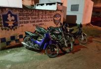 13 conductores con alcoholemia positiva y seis motos secuestradas