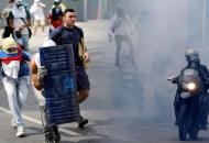 Venezuela anunció que se retira de la OEA