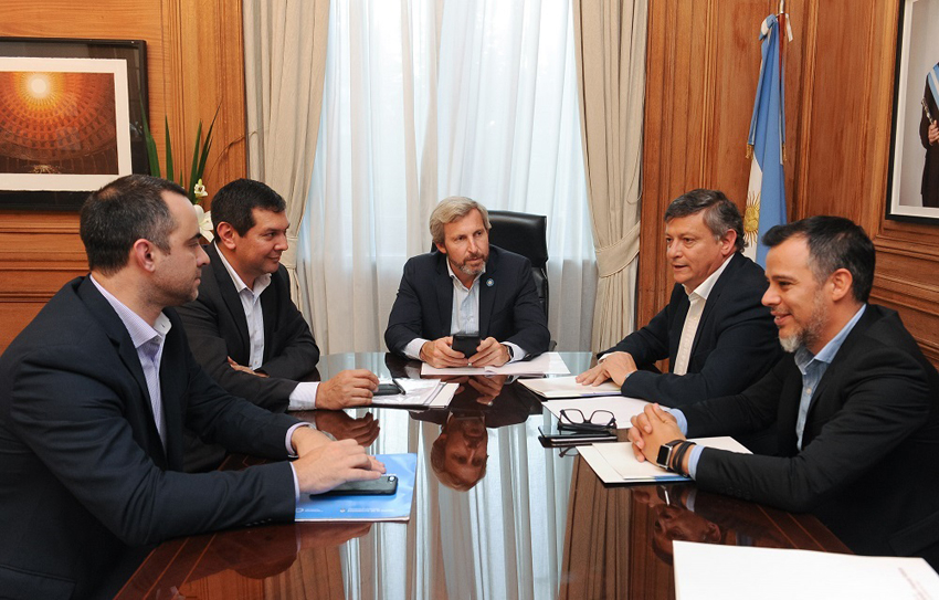 El gobierno transfirió la primera cuota por la compensación de la eliminación del Fondo Sojero