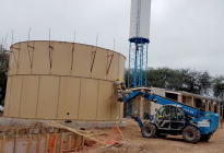 Las obras del Acueducto de El Impenetrable finalizarían en diciembre