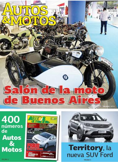 Salón de la moto de Buenos Aires