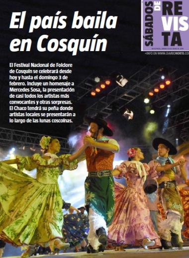 El país baila en Cosquín