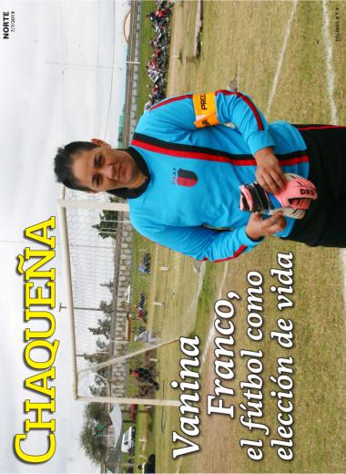 Vanina Franco, el fútbol como elección de vida