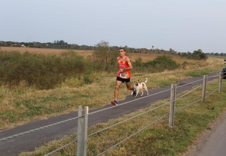 "Exitosa ""Maratón Río Paraná 2019"""