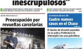 Los diarios impresos están a salvo del coronavirus