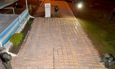 Incautaron más 683 kilos de marihuana en la zona de Itatí