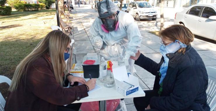 Confirman ocho nuevos casos de Covid-19 en Sáenz Peña