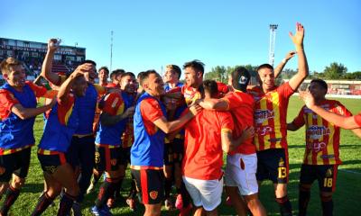 Sarmiento ganó en Pergamino y está en semifinales del Federal A