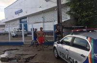 Espectacular asalto en Brasil a una empresa de caudales