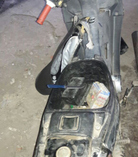 Motochorro recibió una paliza al atacar a dos mujeres en avenida Sarmiento y Varela