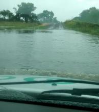 Senadores chaqueños piden que se declare la Emergencia Hídrica en Chaco