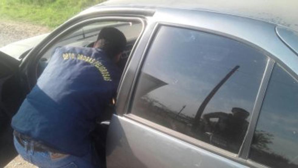 Cocina de coca na abandonan auto involucrado en for Cocina de investigacion