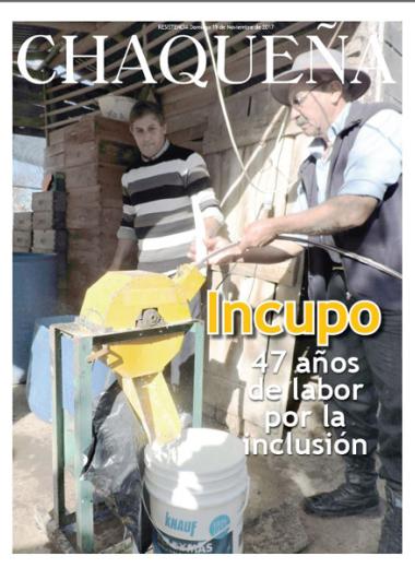 Incupo, 47 años de labor por la inclusión