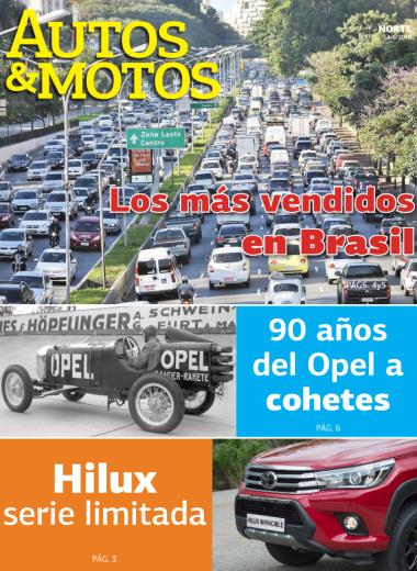 Los más vendidos en Brasil