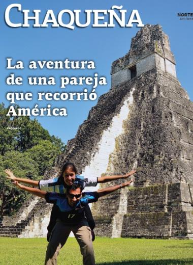 La aventura de una pareja que recorrió América