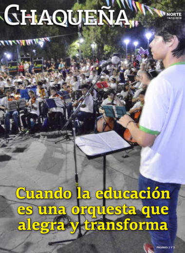 Cuando la educación es una orquesta que alegra y transforma