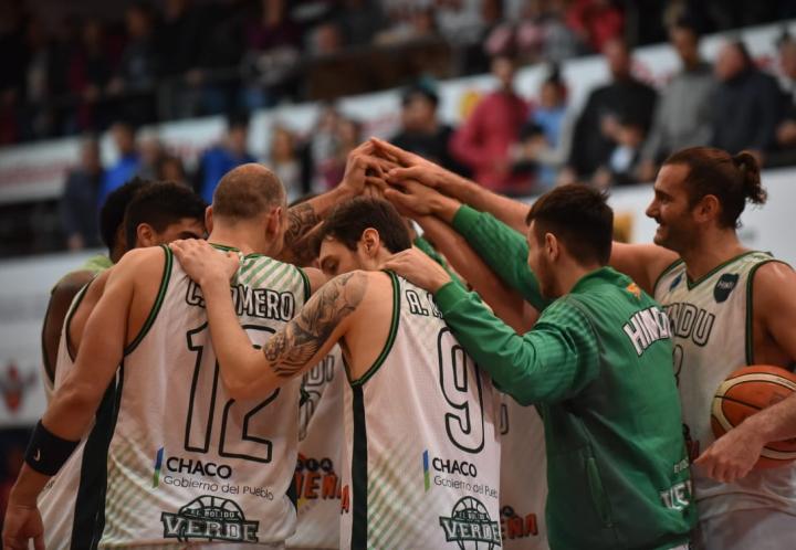 LAB: Hindú Club robó un punto de Córdoba