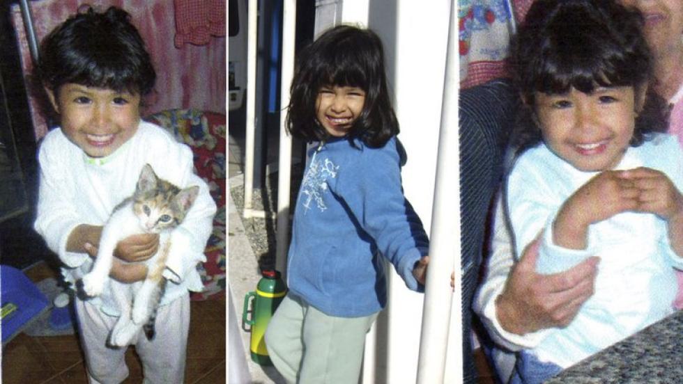 Sofía Herrera nació hace 16 años en Río Grande, Tierra del Fuego. Tenía tres años cuando la raptaron de un camping, un domingo de septiembre de 2008.jpg