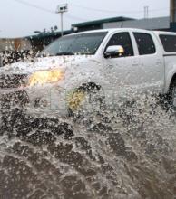 Alerta meteorológico por tormentas fuertes para Chaco