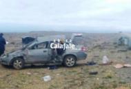 Dos chaqueños murieron en un accidente en Santa Cruz