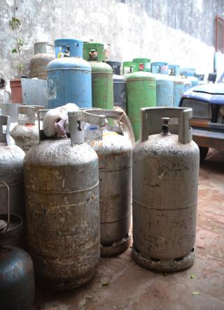 Precio garrafa de gas de 10 kg