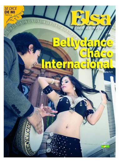 Bellydance Chaco Internacional