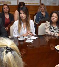 Legisladoras nacionales convergen en Chaco por el Encuentro de Mujeres Peronistas