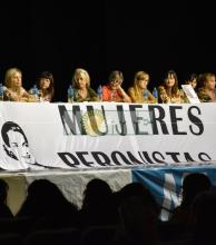 Quince provincias representadas en el  Encuentro Nacional de Mujeres Peronistas