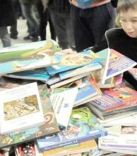 Invita a festejar el día del padre a la Feria del Libro