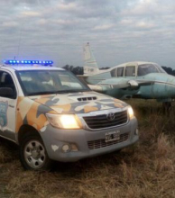 Sigue la búsqueda del piloto narco y los detenidos declararán en Formosa