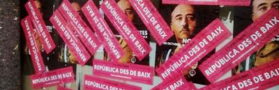 El dictador Franco contra la independencia de Cataluña