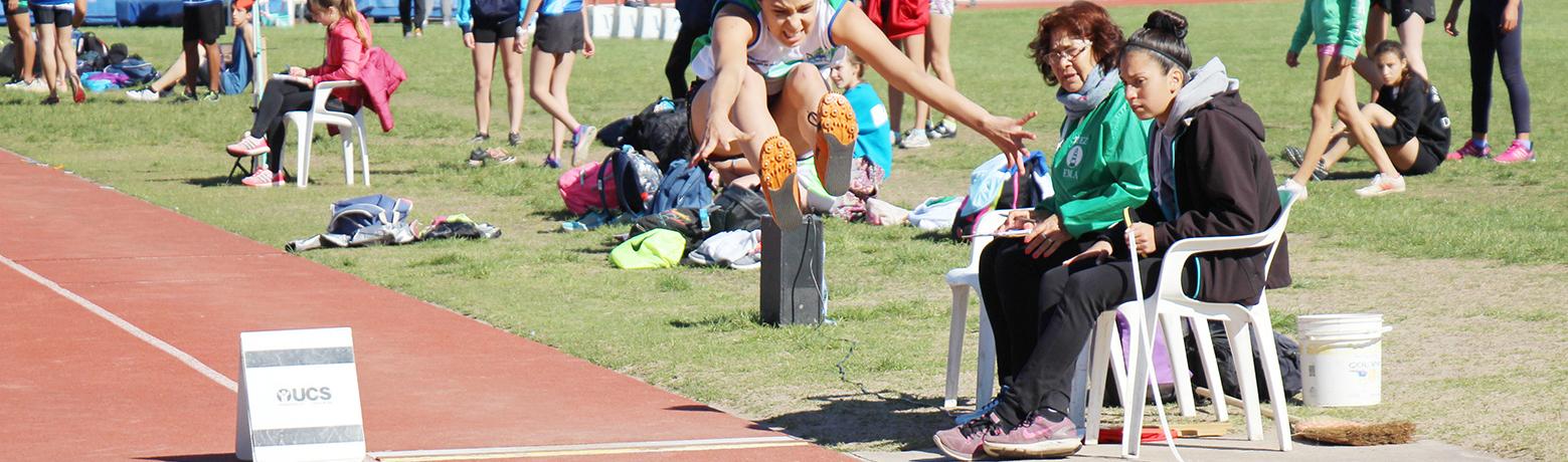 El Chaco festejó la primera medalla aportada por la charatense Arlene Veliz Gassmann