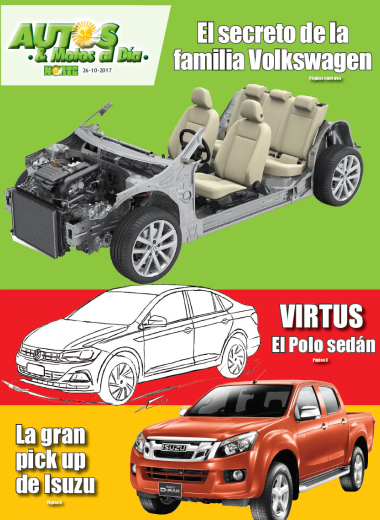El secreto de la familia Volkswagen