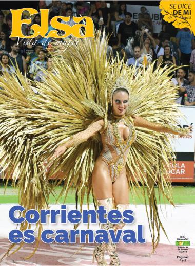 Corrientes es carnaval