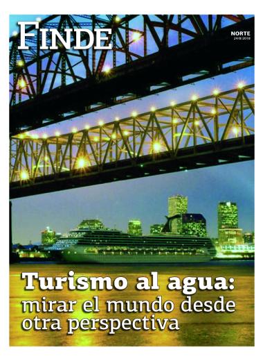 Turismo al agua: mirar el mundo desde otra perspectiva