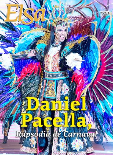 Daniel Pacella, Rapsodia de Carnaval