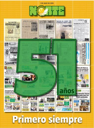 Suplemento Aniversario Diario NORTE