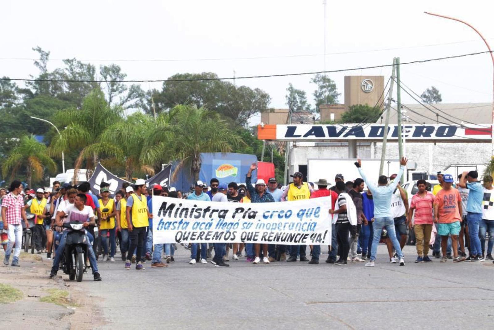 """Tito López: """"Queremos la renuncia de la ministra de Desarrollo Social por discriminación e inoperancia"""""""