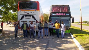 protesta agencia de viajes 2.jfif