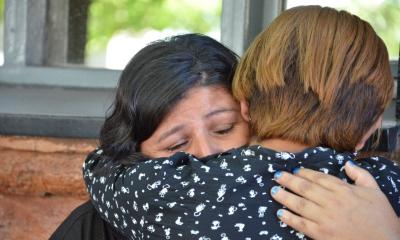 """""""Que nunca más salga porque puede quitar otra vida  inocente"""", expresó la mamá de Angelina Cáceres"""