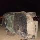 Tragedia en ruta 95: un hombre murió en un siniestro vial al volcar con su camioneta