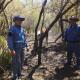 Policías frustraron abigeato en la zona rural de Machagai