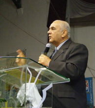 "Falleció el pastor ""Tito"" Ferrando"