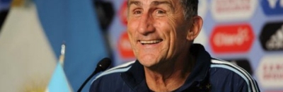 """""""Si ganamos los tres partidos de local, clasificamos al Mundial"""", estimó Bauza"""