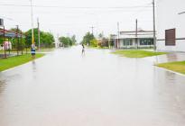 Nuevas lluvias agravan la situación en el Sudoeste