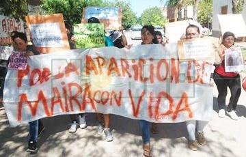 El fiscal Sergio Rios se apartó del caso Maira Benítez