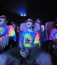 El 4D se inaugura en Argentina con una película de terror